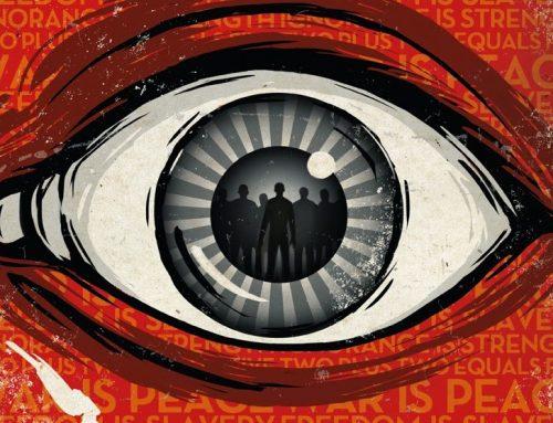 A Queda de George Orwell