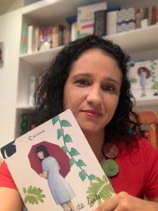 escritora christiane nobrega - autora do branca de leite